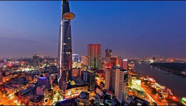 Vé máy bay đi Hồ Chí Minh