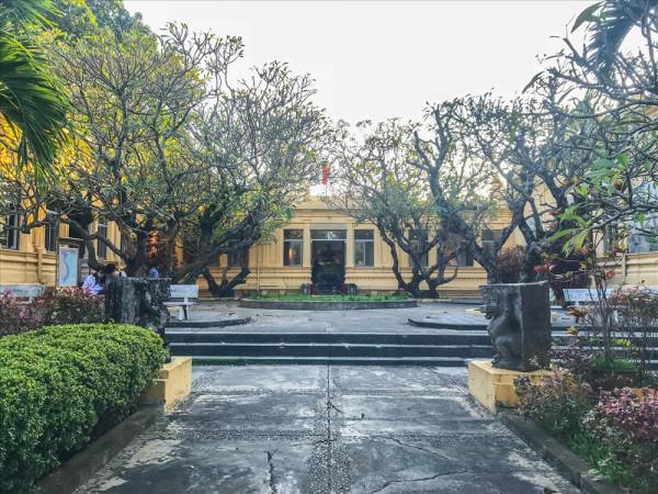 Cổ Viện Chàm Đà Nẵng