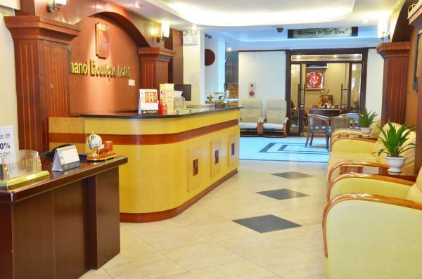 Khách Sạn Atrium Hà Nội