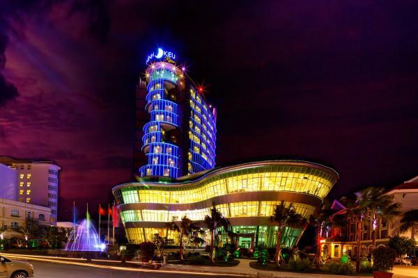 Khách sạn Ninh Kiều Riverside Hotel