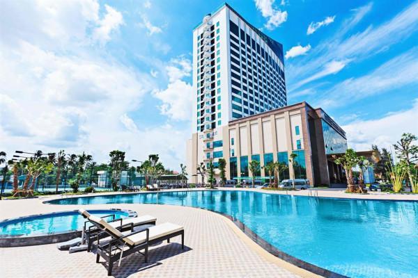 Khách sạn trung tâm Cần Thơ
