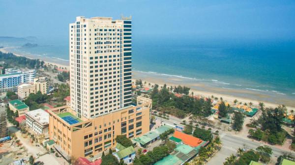 Khách sạn Mường Thanh Grand cửa đông