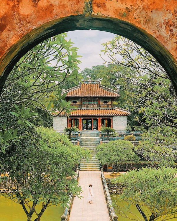 Lăng vua Minh Mạng