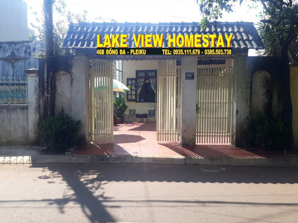 Lake view homestay