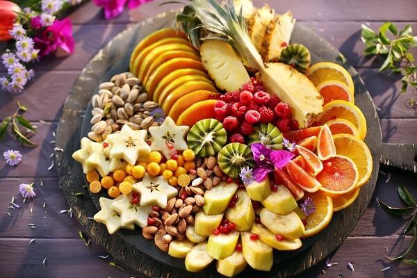 Mứt hoa quả, trái cây sấy