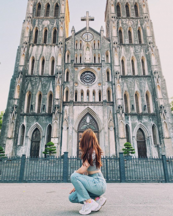 Nhà thờ chính tọa Hà Nội