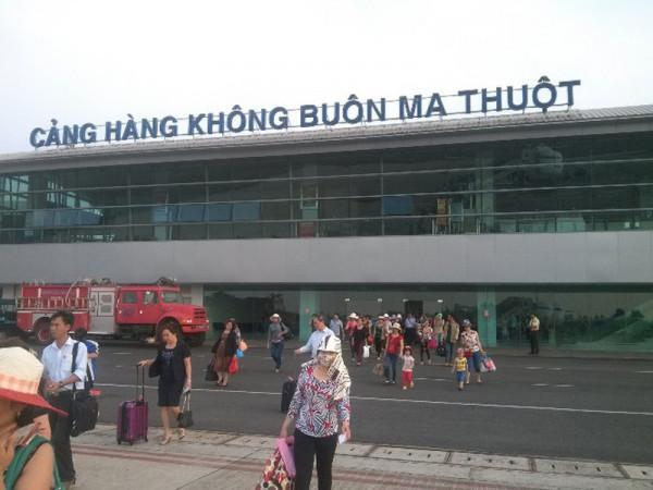 Vé máy bay đi Ban Mê Thuột