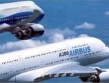 Cuộc chạy đua giữa Airbus và Boeing trên thị trường hàng không
