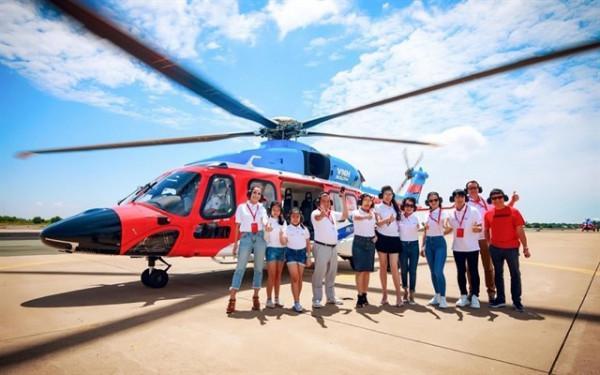 Du lịch Vũng Tàu bằng trực thăng