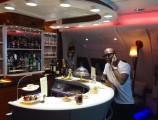 Quầy bar trên các hãng hàng không nổi tiếng thế giới