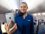 Tiếp viên hàng không Mỹ được tặng 23.000 chiếc iPhone 6 Plus