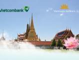 Vietnam Airlines ưu đãi hấp dẫn cho chủ thẻ Vietcombank