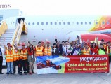 Vietjet nhận tiếp tàu bay theo hợp đồng với Airbus