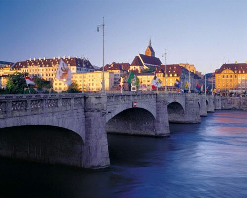 Swiss Cities: Basel