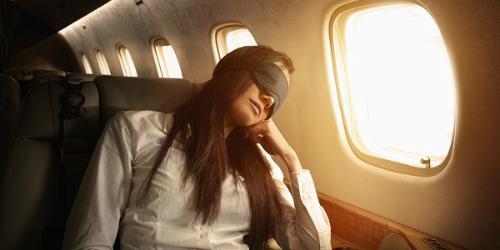 Chuẩn bị kỹ lưỡng cho giấc ngủ sẽ giúp hành trình dài bớt mệt mỏi.