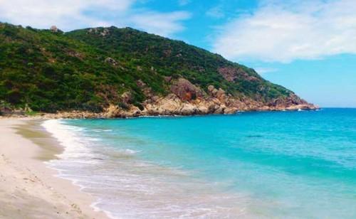Bãi biển Bình Ba