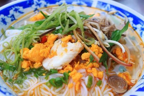 Bún cá Phú Quốc