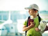 Dịch vụ trẻ em đi máy bay một mình
