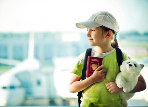Dịch vụ trẻ em đi một mình khi đi máy bay