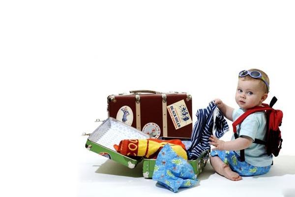 Dịch vụ trẻ em đi một mình từ 2 tuổi đến dưới 4 tuổi