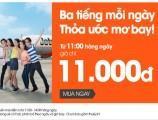 Vé máy bay đi Bangkok siêu rẻ chỉ 11k