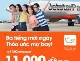 Vé máy bay giá rẻ đi Vinh chỉ 11k, thật không thể tin nổi