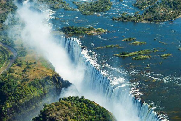 Hồ quỷ dữ, Zimbabwe and Zambia