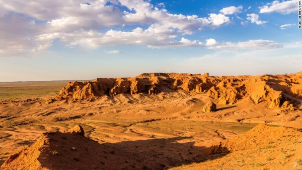 Khoản Khắc đẹp mê hồn ở Mông Cổ