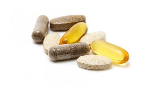 Uống probiotics / vitamin