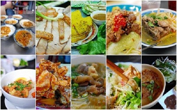 Món ngon tại Đà Nẵng