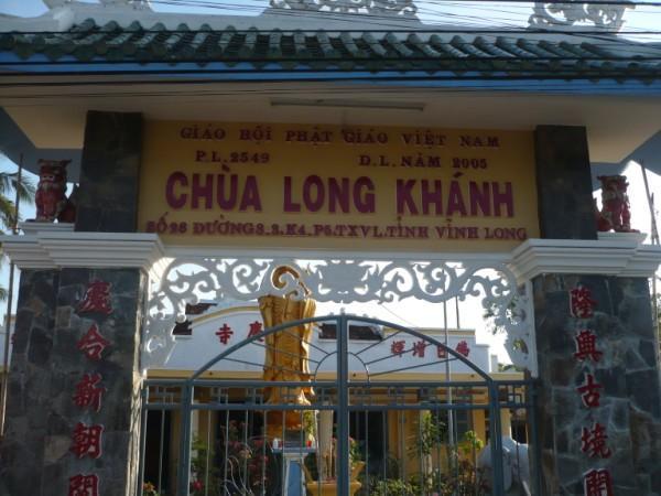 Chùa Long Khánh - Quy Nhơn