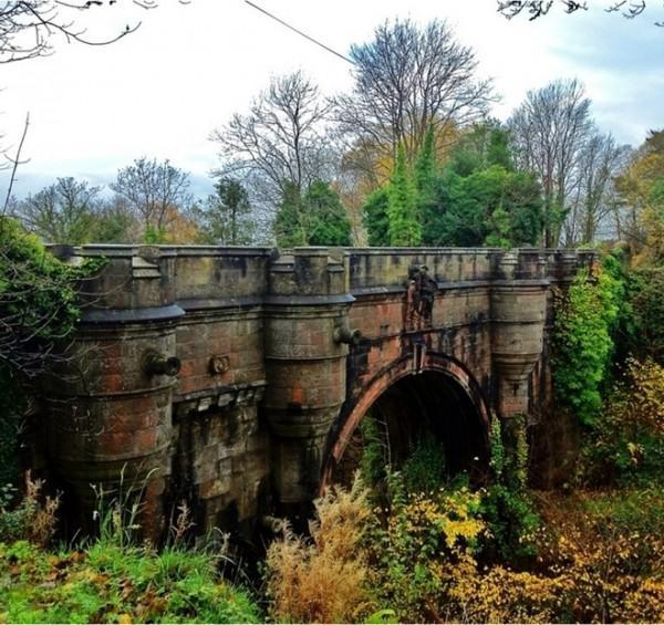Cầu Overtoun - Scotland