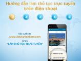 Cách làm thủ tục check in trên Mobile của Vietnam Airlines