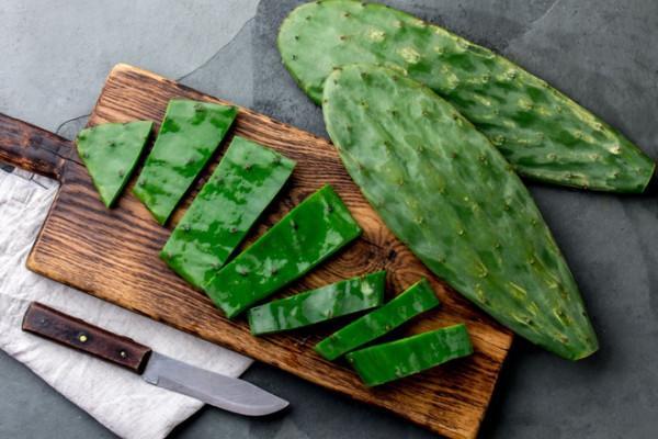 Món ăn từ xương rồng Quảng Nam