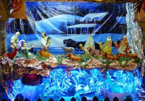 Đón Noel tại các xóm đạo ở Sài Gòn