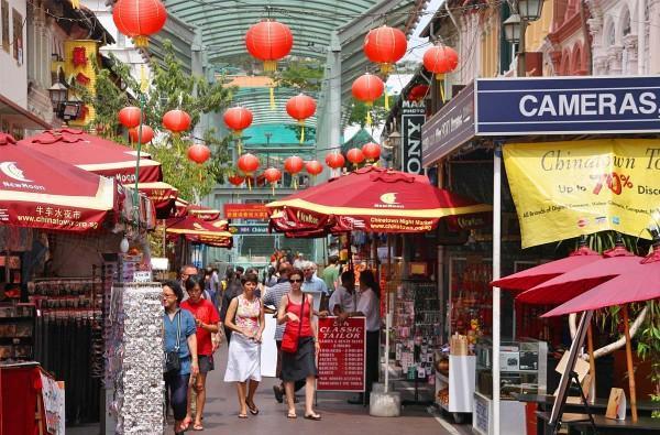 Khu phố Tàu (Chinatown)