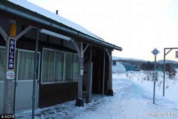 Công ty Đường sắt Hokkaido đã nhận được nhiều sự khen ngợi vì sự tận tâm của họ đối với một hành khách duy nhất.