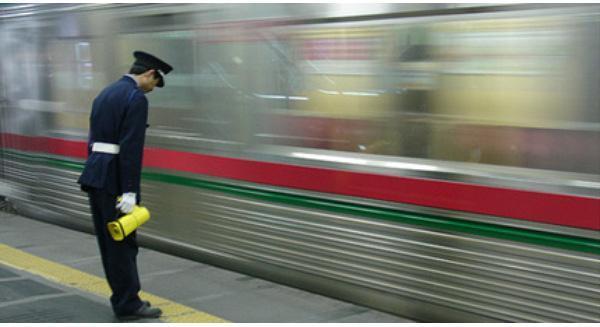 Nhật Bản cử riêng một đoàn tàu đi đón hai hành khách