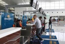 Vị trí quầy làm thủ tục của các hãng hàng không
