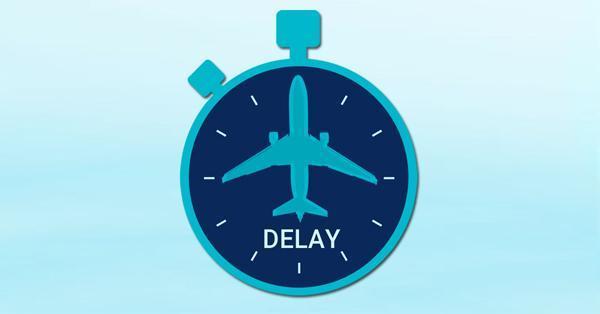 Cách xử lý cho tình trạng chuyến bay bị delay