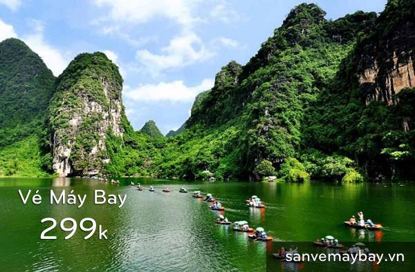 Vé máy bay đi Hà Nội tháng 3 chỉ từ 299000 đồng