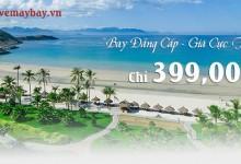 Vietnam Airlines mở bán hàng loạt vé máy bay chỉ từ 399k