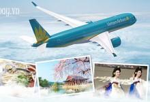 Vui hè sảng khoái với loạt vé rẻ của Vietnam Airlines