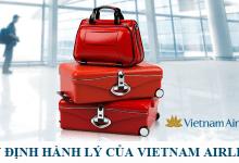 Quy định về hành lý quá cước của Vietnam Airlines