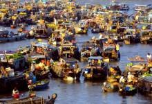 """Cần Thơ sẽ tổ chức """"Ngày hội du lịch Chợ nổi Cái Răng"""""""