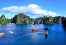 Vịnh Hạ Long  – Di sản Thiên nhiên thế giới