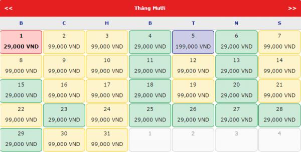 Thật không thể tin nổi vé máy bay đi Nha Trang chỉ từ 29000 đồng
