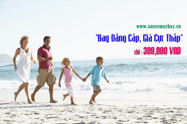 Thỏa sức mùa hè với vé máy bay giá rẻ của Vietnam Airlines