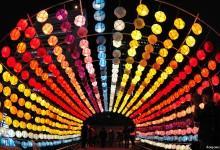 Lễ hội lồng đèn Nhật Bản hoành tráng nhất Sài Gòn