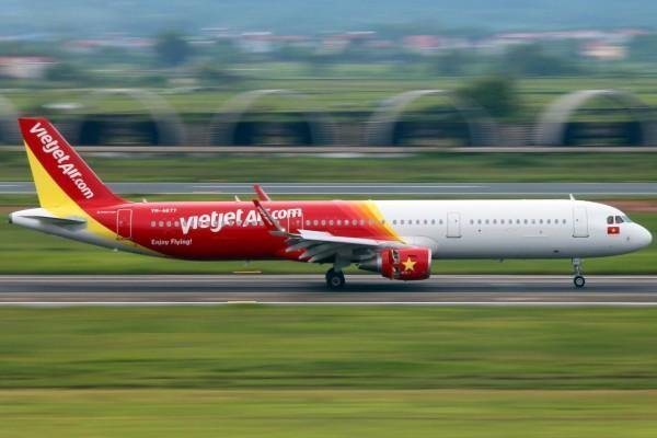 Săn vé rẻ cùng Vietjet